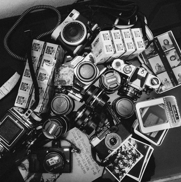 workshop fotografia analogica e camera oscura Milano
