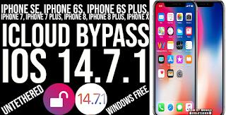 Free Jailbreak & Untethered iCloud Bypass iOS14.1.7 On Windows