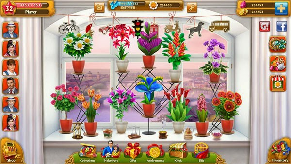 Flower House for Windows 8.1