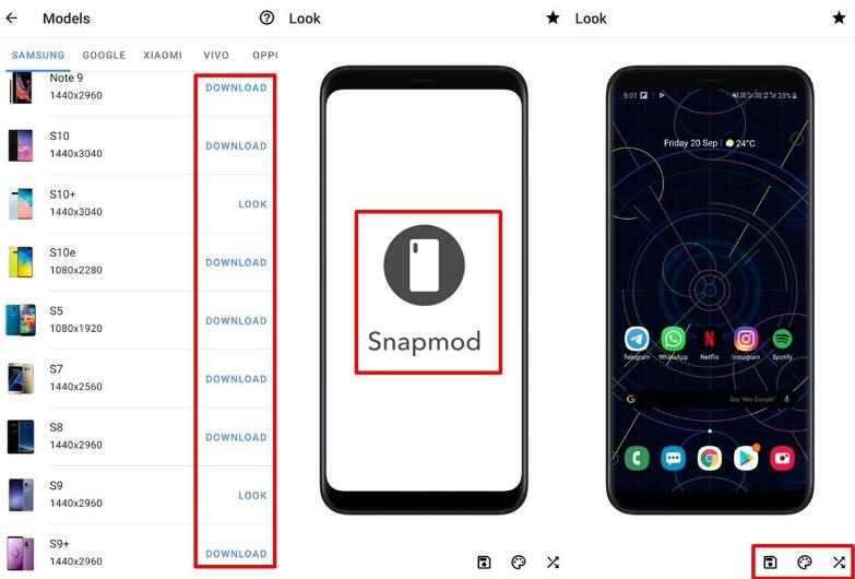Cara Menambahkan Frame Perangkat ke Screenshot Anda 2