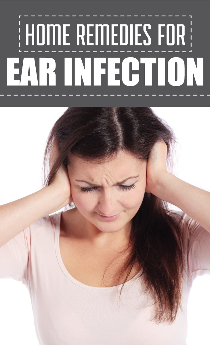Home Remedies To Cure Ear Infections