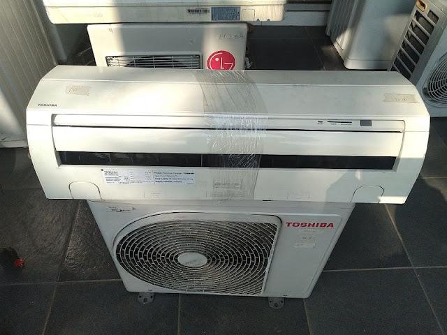 Jual Promo AC Toshiba 0.5 PK 320 Watt Gratis Pemasangan