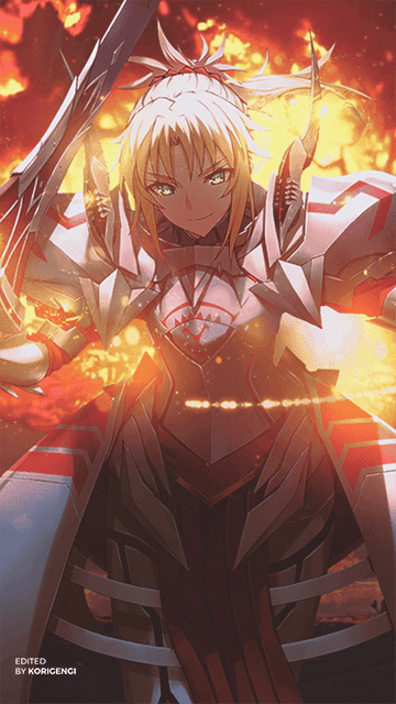 Mordred - Fate/Grand Order Wallpaper
