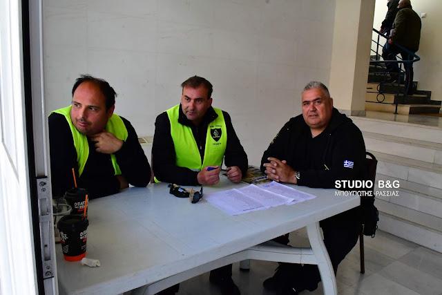 Καταγγελία από την Δημοκρατικής Αγωνιστικής Συσπείρωσης (ΔΑΣ) για τις εκλογές του Εργατικού Κέντρου Ναύπλιου