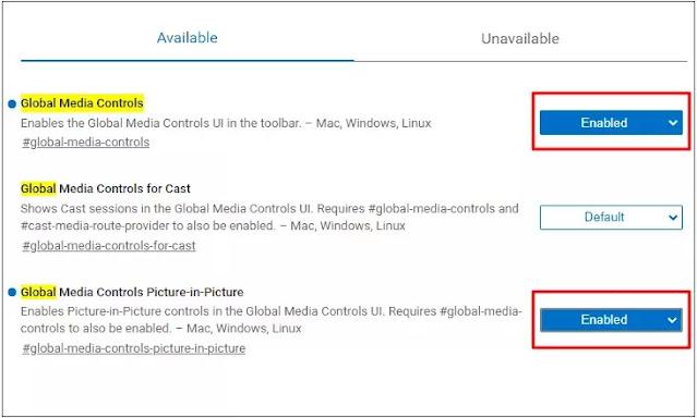 Cara Mengaktifkan Mode Picture in Picture Browser Microsoft Edge-6