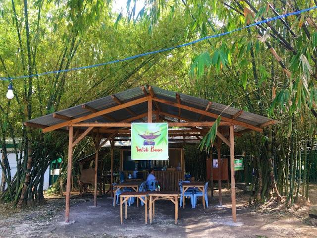Tuslob Buwa at Bamboo Forest Medellin