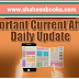 CSS,PMS,NTS Day by Day Current Affairs-Dec,2018