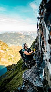 Klettersteiggehen für Anfänger – So gelingt dir der Einstieg! Klettersteig gehen - das ist wichtig für den Anfang 03