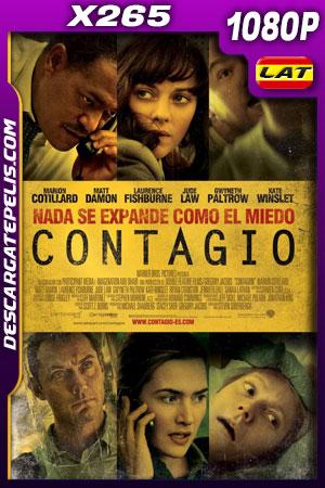 Contagio (2011) 1080p X265 Latino – Ingles