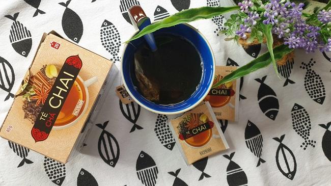 Infusiones y tés de Mercadona: Té Chai