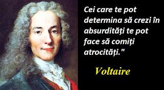 Maxima zilei: 21 noiembrie - Voltaire
