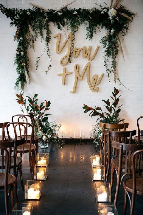 kāzu dekors