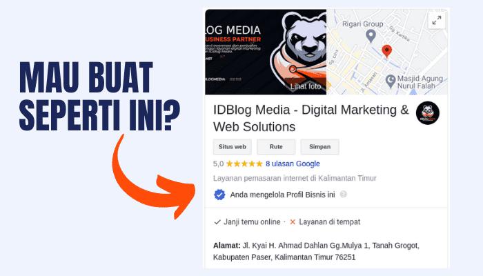 apa itu google my business