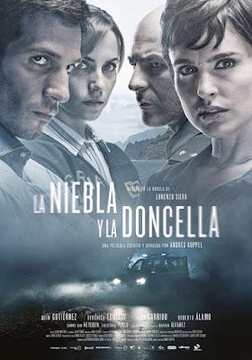 La Niebla Y La Doncella 2017 DVD R2 PAL Spanish