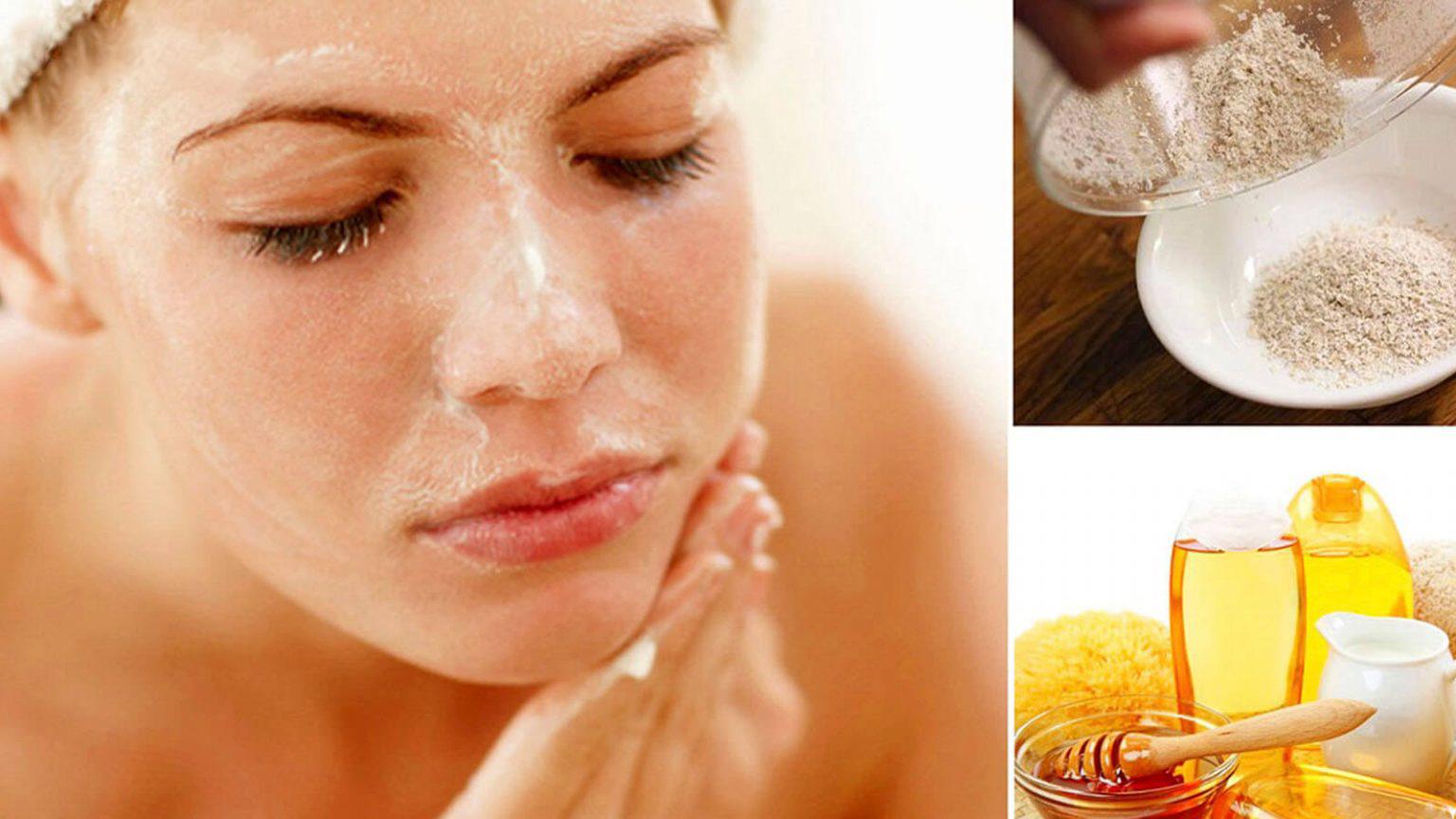 Bạn có thể tẩy da chết tại nhà bằng những nguyên liệu tự nhiên