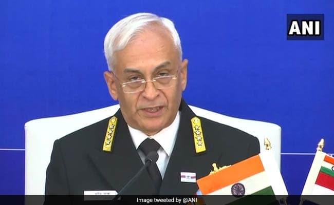 समुद्री मार्ग से हो सकता है पुलवामा से भी बड़ा आतंकी हमला नौसेना प्रमुख एडमिरल सुनील लांबा ने जताई आशंका