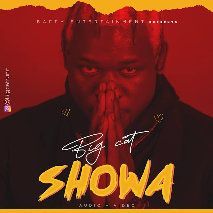 MUSIC: Big Cat - Showa