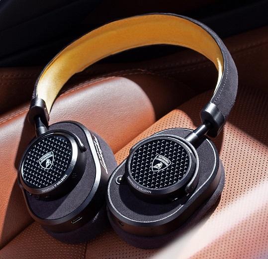 Automobili Lamborghini - Master & Dynamic MW65 Active Noise-Cancelling Wireless Headphones