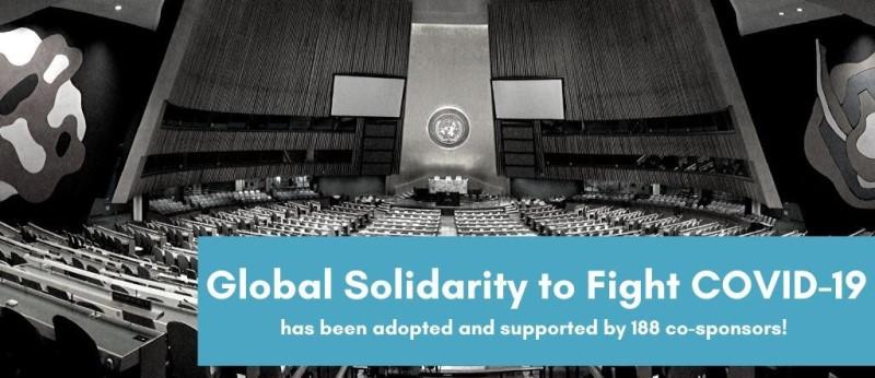 Indonesia Berhasil Loloskan Resolusi PBB Perdana Tentang Solidaritas Global Atasi Covid-19