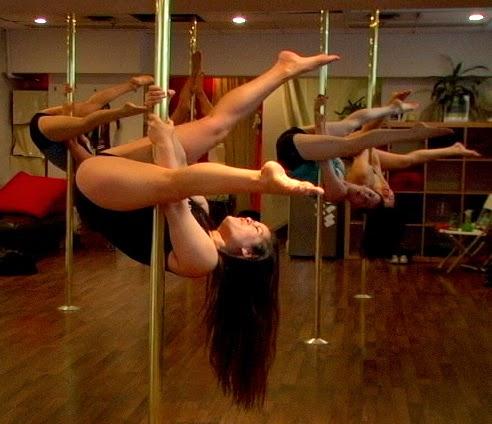 para que sirve el pole dance fitness