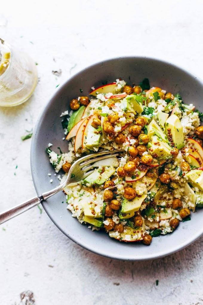 ★★★★★ | spring detox cauliflower salad