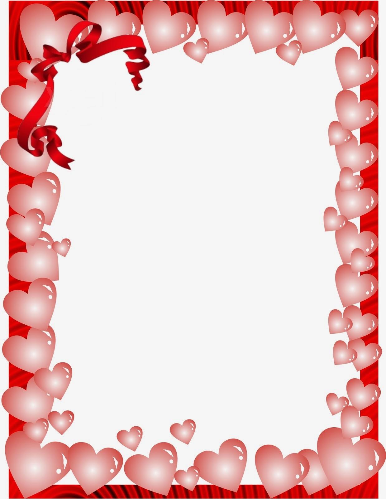 Bordes Para Tarjetas De Amor