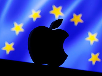 The European Union is likely to soon accuse Apple of anti-competitive behavior.jpg
