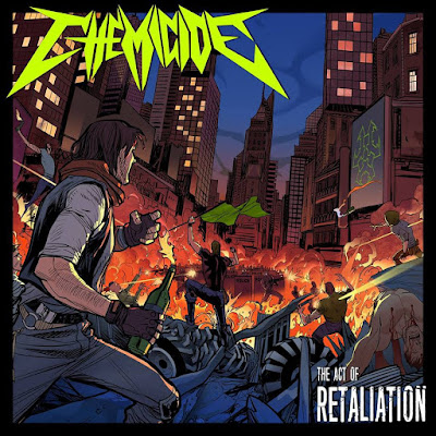 Recenze/review - CHEMICIDE - The Act of Retaliation (2017)