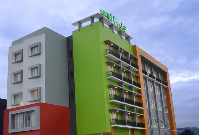 Hotel Grand Praba Bandar Lampung