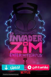 مشاهدة وتحميل فيلم Invader ZIM: Enter the Florpus 2019 مترجم عربي