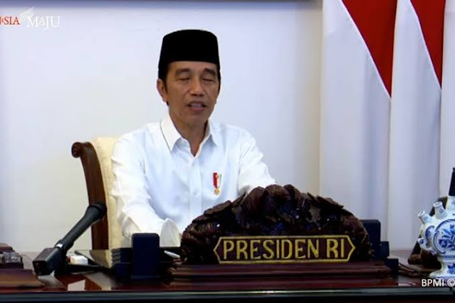 Jokowi Disindir Enggak Merasa Salah Walau Bikin Rakyat Bingung