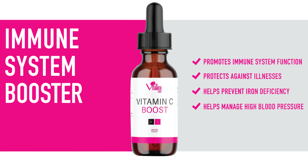 VitaminLabs - Vitamin C Dropper