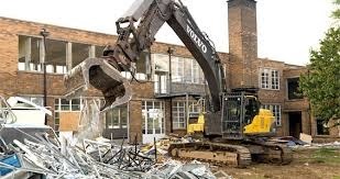 Education and Insurance Inf: Demolition Insurance