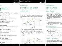 Pocket Physics, Aplikasi Buku Saku untuk Belajar Fisika