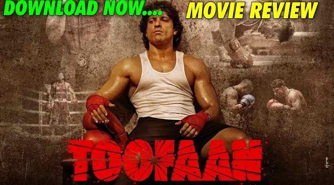 Toofan Full Movie Available Now, Toofan Movie Hindi Review, Farhan Akhtar, Mrunal Thakur