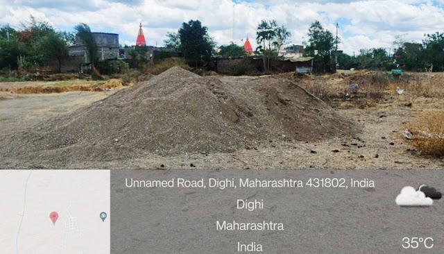 पैनगंगा नदीच्या दिघीसह इतर घाटावरील रेतीसाठे जप्त करून लिलाव करणार - जीवराज डापकर -NNL