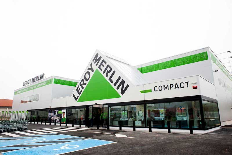 Leroy merlin for shopping and furnishing your home