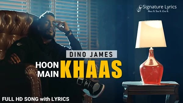 KHAAS Lyrics - Dino James | Realme Music Studio