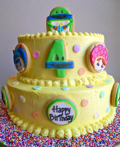 Sugar Events Team Umizoomi Birthday