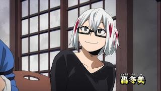 ヒロアカ アニメ5期 | 轟冬美 | Todoroki Fuyumi | 僕のヒーローアカデミア My Hero Academia | Hello Anime !