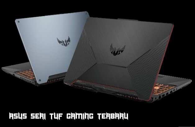 Asus Umumkan Seri TUF Gaming Terbaru 2020