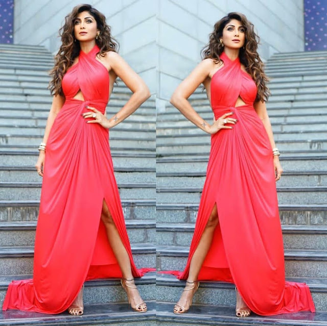 Shilpa Shetty Wears Shivan and Narresh