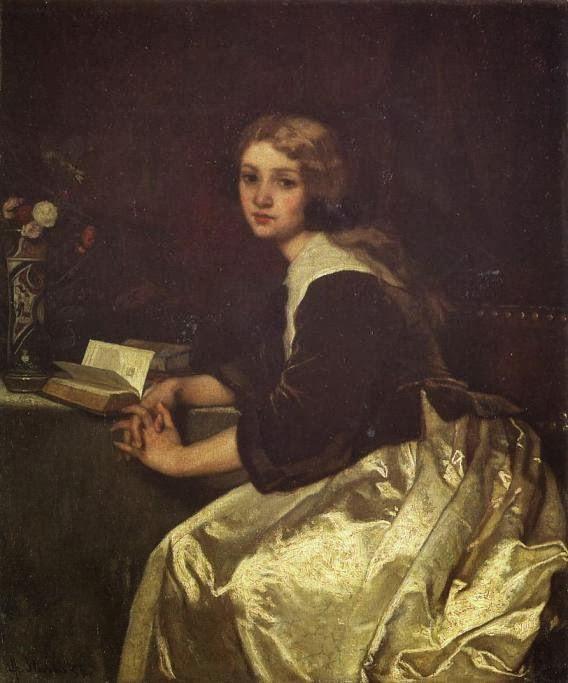 Alfred Stevens | Belgian Painter | 1823-1906