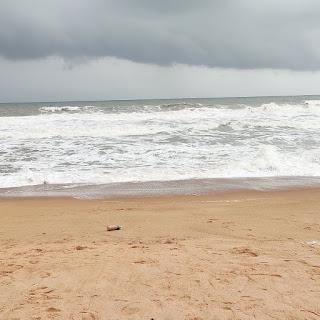 Candolim Beach In North Goa