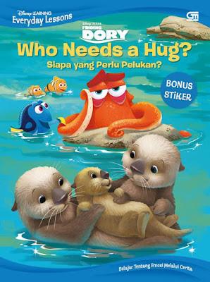 disney pixar finding dory - who needs a hug?