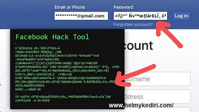 Facebook Account Hacker