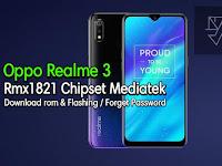 Download Rom Official / Flashing Oppo Realme 3 Rmx1821 Mediatek Lupa Password Kunci Layar, Bootloop, Hang Logo