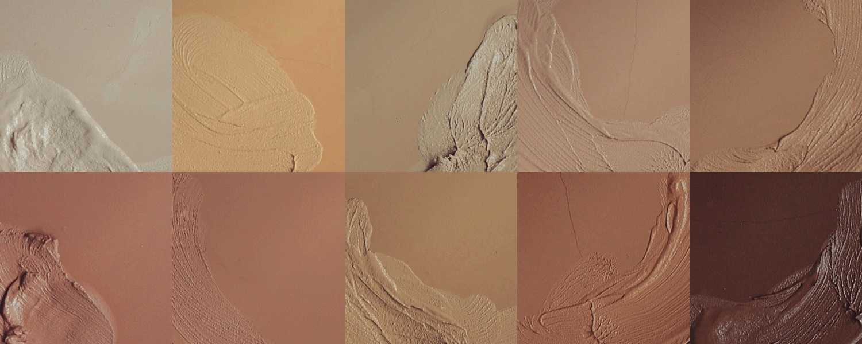 Naturalny kremowy podkład w kompakcie lily lolo podkład w kremie lily lolo cream natural foundation swatches kolory podkładów naturalnych naturalny podkład bez silikonów podkład nie zatyka porów podkład dla cery trądzikowej