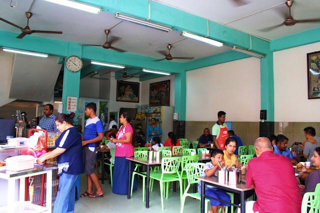 restoran selvam malaysia