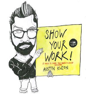 Muestra tu trabajo - Austin Kleon